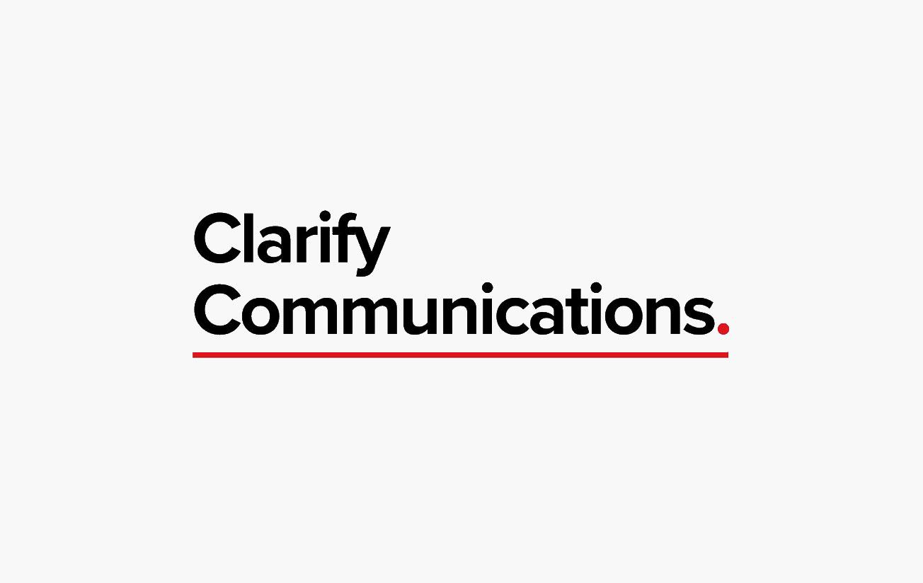 Clarify Communications logo