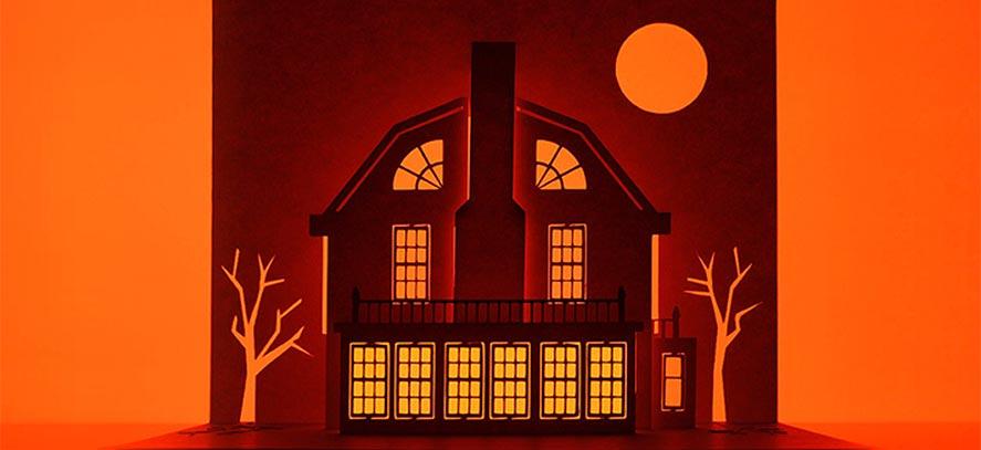 Horrorgami Amityville
