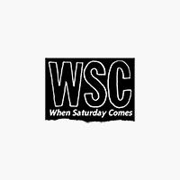 When Saturday Comes logo